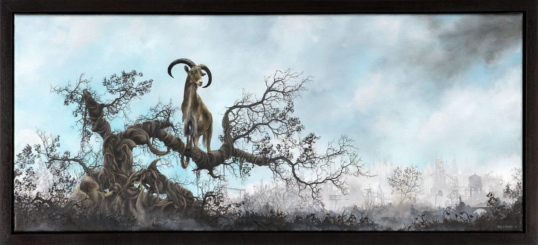 Brian Mashburn Kunstwerk