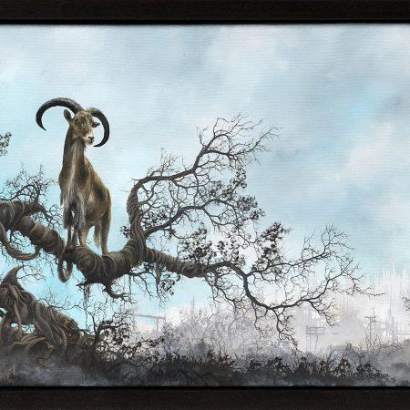 Artist Brian Mashburn
