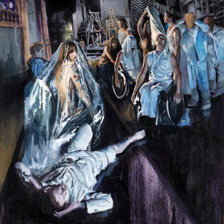 Artist Adam Caldwell