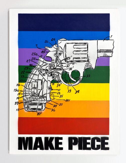 Rene Gagnon Piece Opening URBAN NATION