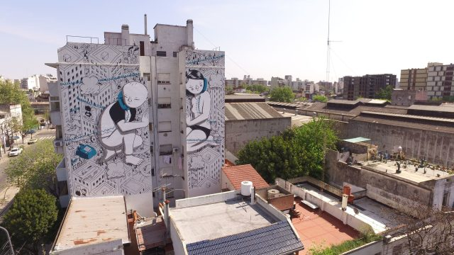 Millo Buenos Aires Mural