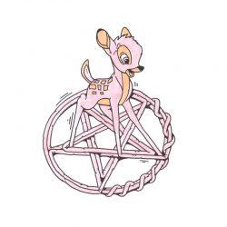 Ermsy Bambi Pentagram UN