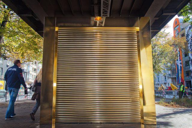DotDotDot URBAN NATION Art Basel
