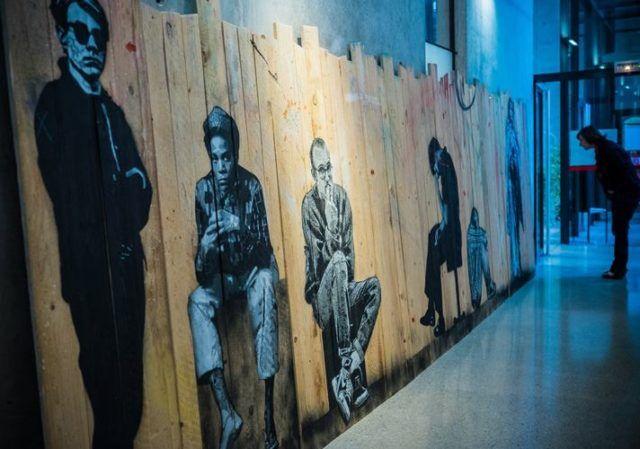 Jef Aerosol Warhol Basquiat Haring