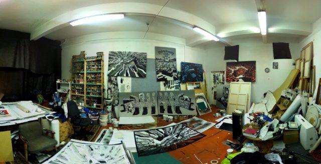 M-City Mariusz Waras Artist