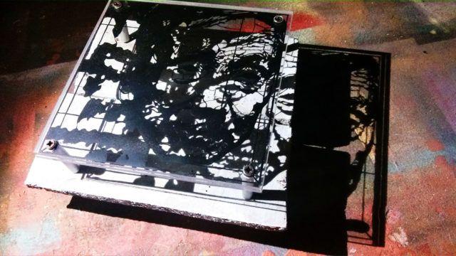 Orticanoodles Wally Alita Stencil Shadow