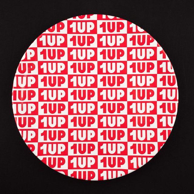 1UP URBAN NATION Secret Dinner Plates