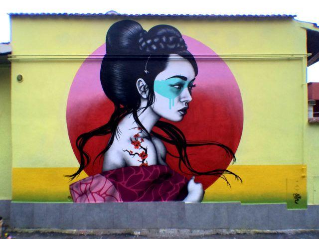 Fin DAC Kopi Mural URBAN NATION