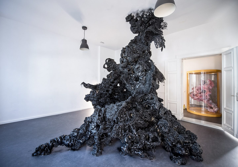 Nadine Baldow artist in residence Berlin