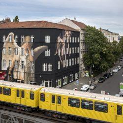 Julien de Casabian Mural Berlin