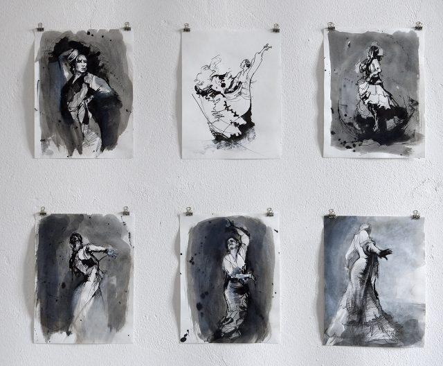 Maria Magdalena Tomaszewska artist in residence Berlin