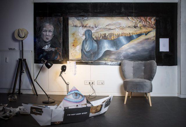 Fresh A.I.R. Artist in Residence Berlin