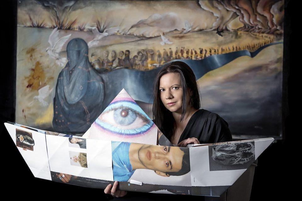 Alexandra Oancea artist