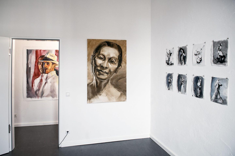 Maja Tomaszewska artist in residence Berlin
