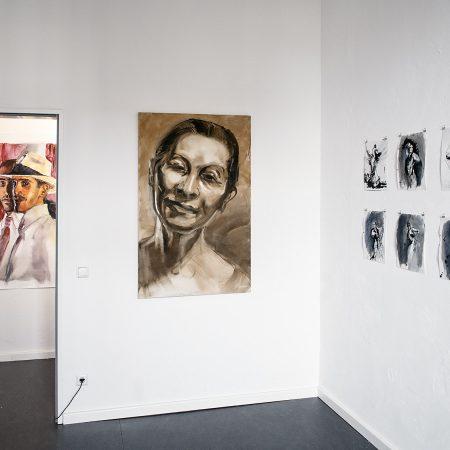 Artist Maja Tomaszewska