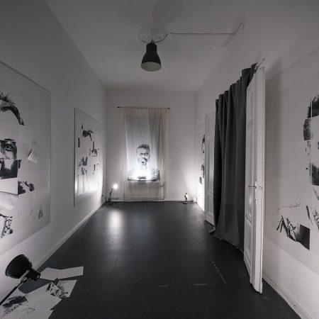 Artist Rafael Bresciani