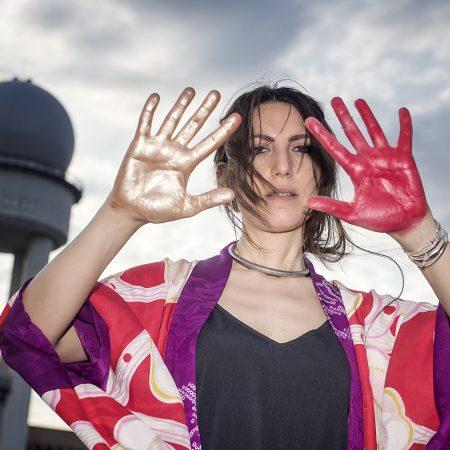 Sara Bernabucci URBAN NATION Residence Scholarship