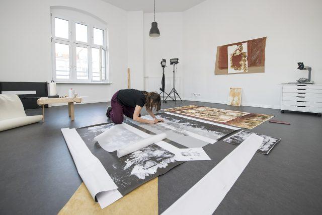 URBAN NATION artist in residence Berlin