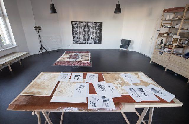 Residence of the Fresh A.I.R. Artist in Residence programm Berlin