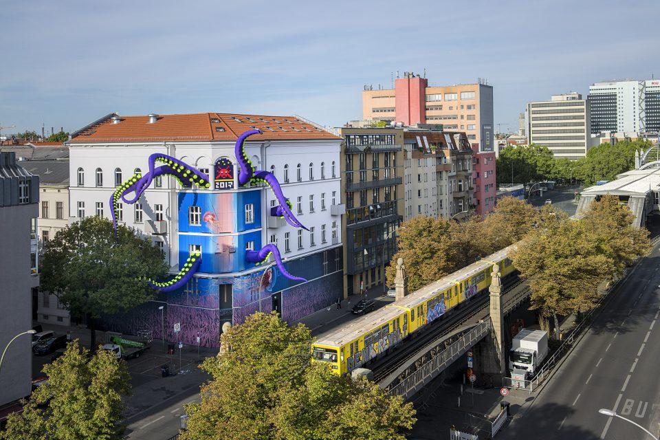 Urban Nation Museum Dima Rebus