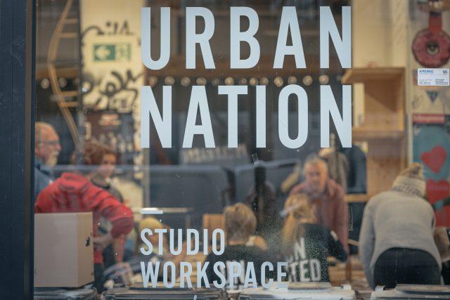URBAN NATION studio Bülowstraße