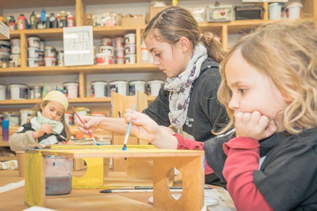 Kids workshop URBAN NATION