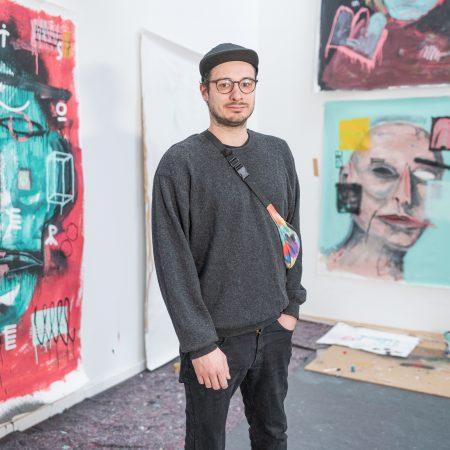 m05k Fresh A.I.R. artist in residence in Berlin