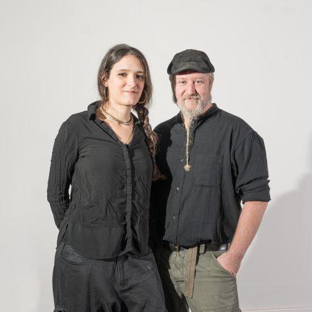 Jukai Künstler*in Marta Fumagalli und Riccardo Pirovano