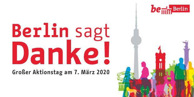 Berlin sagt Danke URBAN NATION