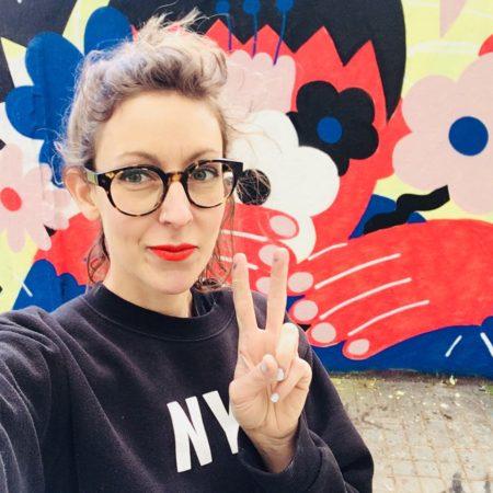 Emily Eldridge Künstlerin Berlin
