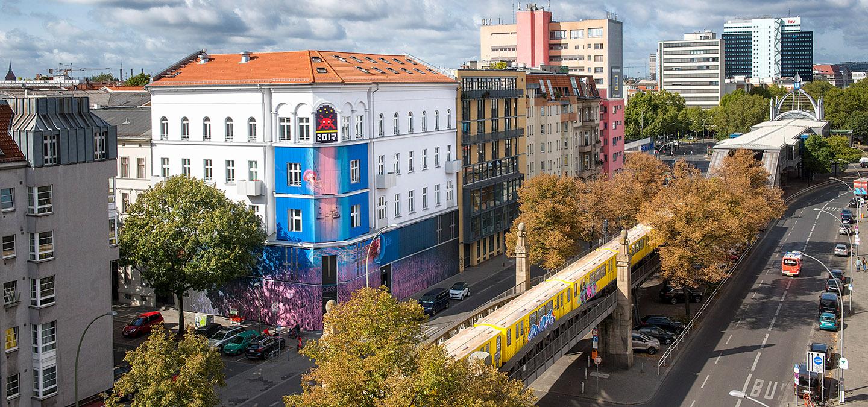 Berlin sagt Danke URBAN NATION Free Museum Tours