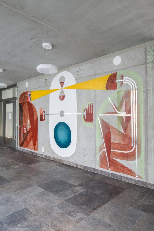 Maja Hürst Street Art