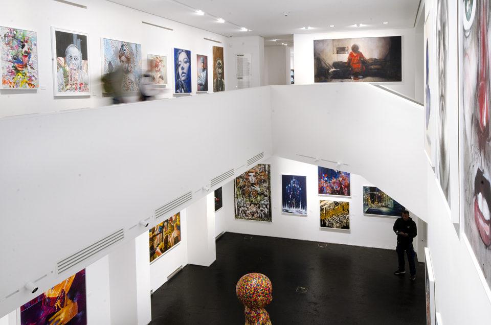 UNIQUE. UNITED. UNSTOPPABLE. Ausstellung 2017