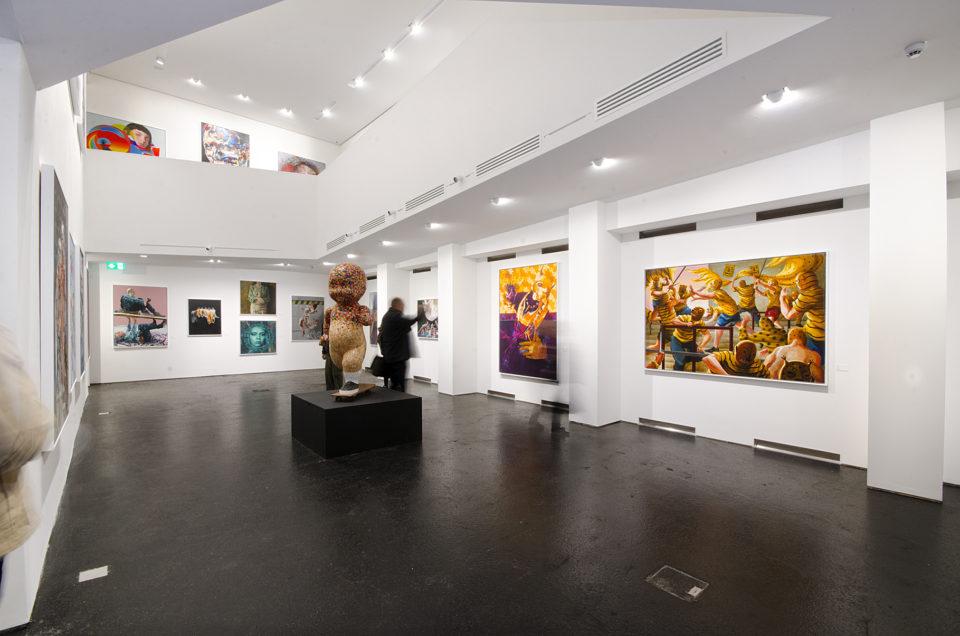 Urban Nation Museum Berlin Ausstellung