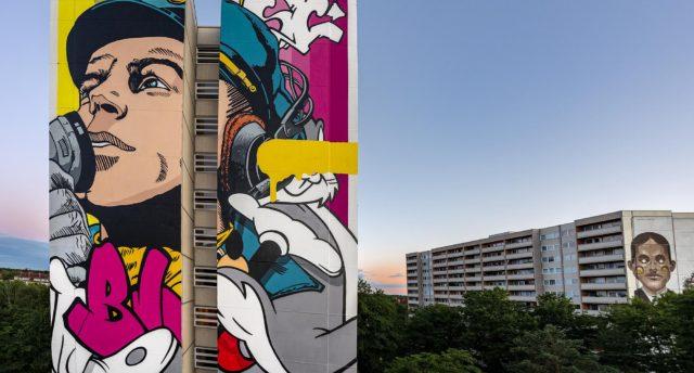 One Wall Artpark Tegel
