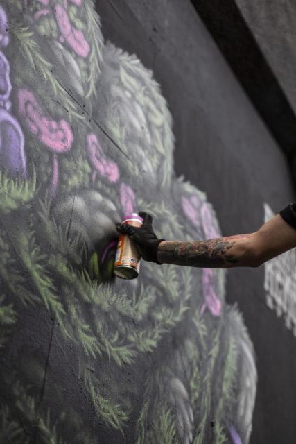 CARL KENZ Graffiti