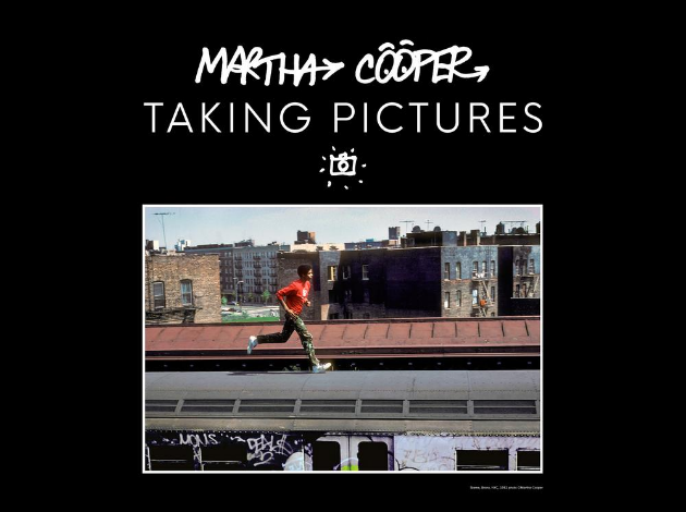 Martha Cooper: Taking Pictures