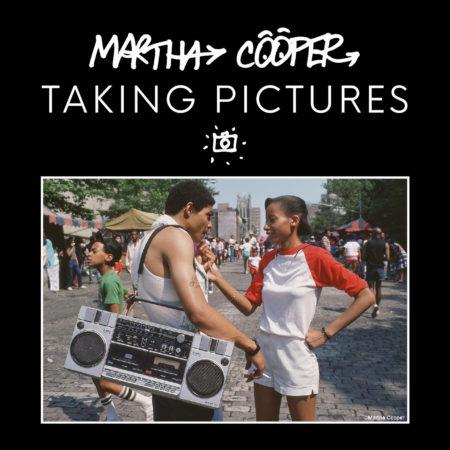 Martha Cooper Taking Pictures Livestream