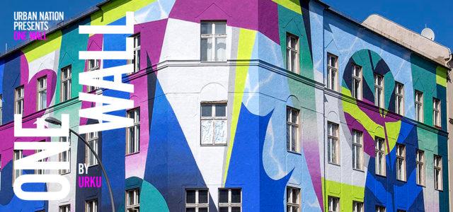 Urku One Wall Bülowstraße