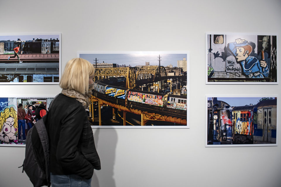 Urban Nation Museum. Martha Cooper: Taking Pictures. New Exhibition. Urban Art. Street Art. Photography.