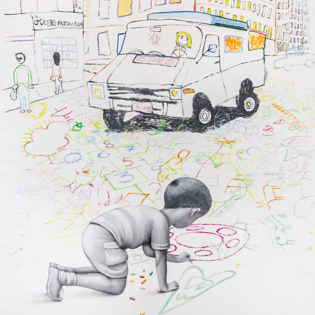 Mural. Urban Nation. Berlin. Seth. Martha Cooper. Taking Pictures. Urban Art. Street Art.