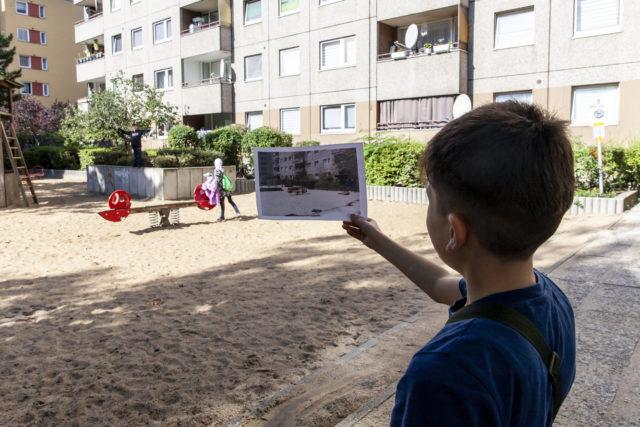 Spiel-Straße URBAN NATION Project