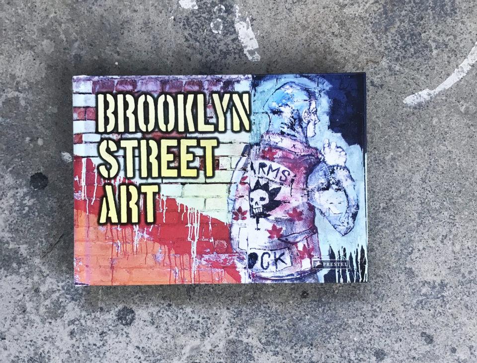 Brooklyn Street Art Buch