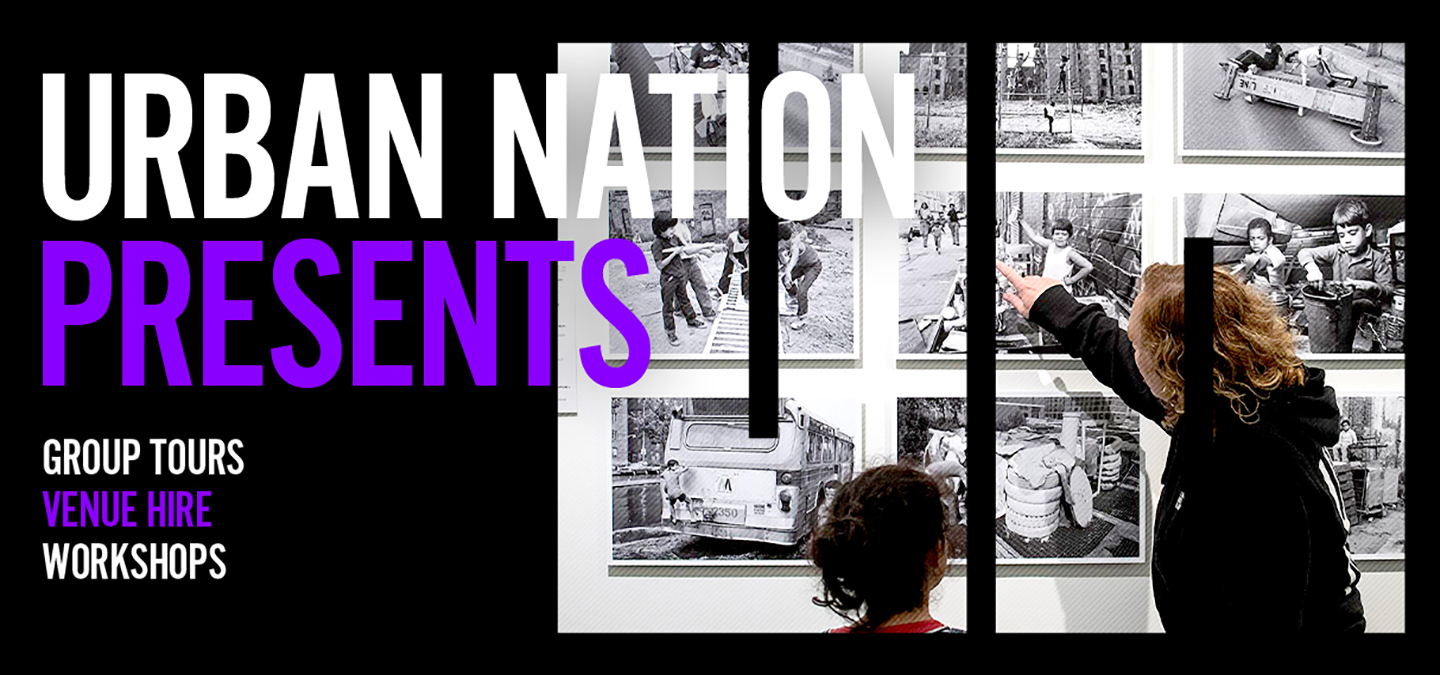 Guided tour Urban Nation Museum