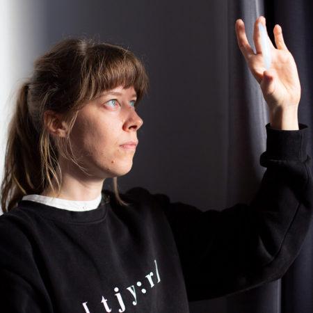 Artist Felicitas Fäßler