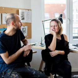 Mots Fresh A.I.R. artist in residence Berlin