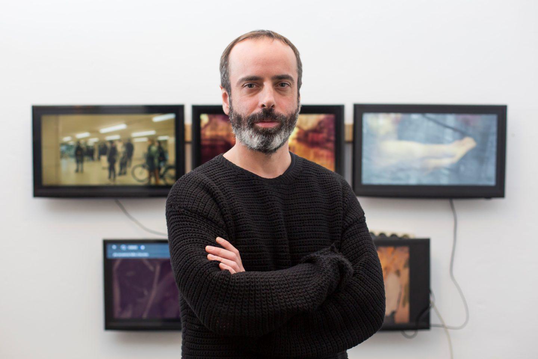 Marc Samper Fresh A.I.R. artist in residence Berlin