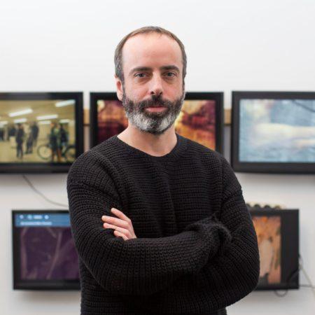 Artist Marc Samper