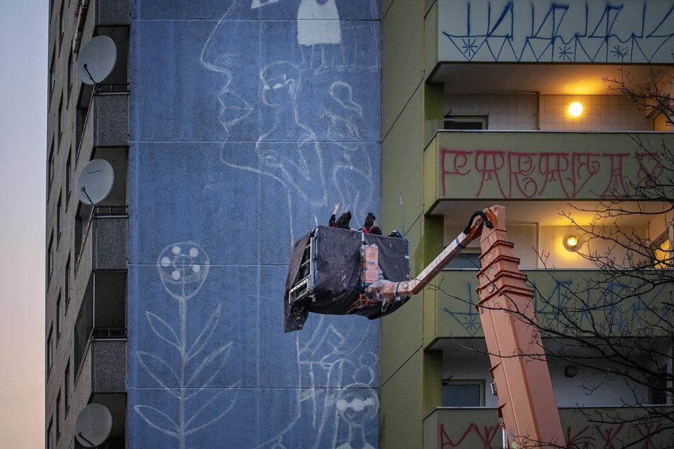 Brave Wall in Berlin