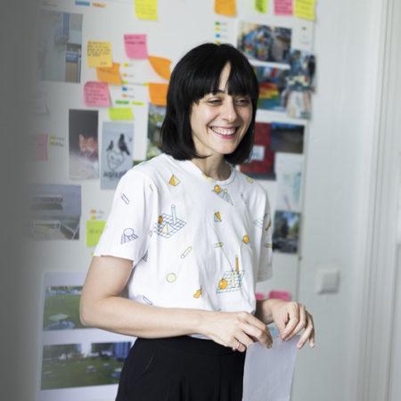 Artist Aïda Gómez